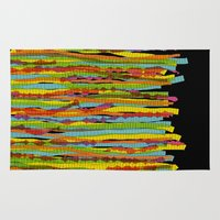 Patterns - Spaghettis 1 Rug