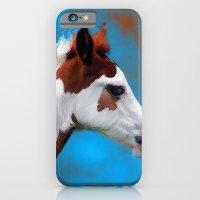 Blue Eyes iPhone 6 Slim Case