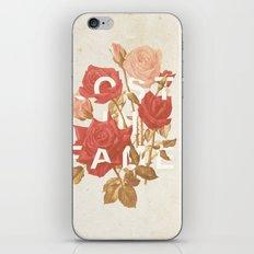 Lost In Fame II iPhone & iPod Skin