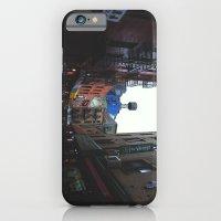 Rainy Day In Chinatown  iPhone 6 Slim Case