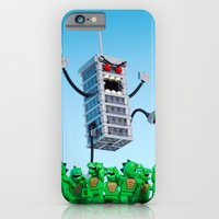iPhone & iPod Case featuring Revenge by powerpig