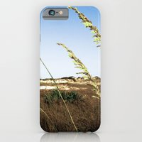 iPhone & iPod Case featuring Just Beyond by Elizabeth Seward