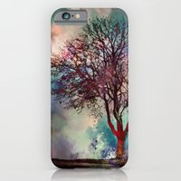 iPhone & iPod Case featuring Calm before the Storm by Klara Acel