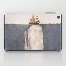 The Whale - exclusive purple variant  iPad Case