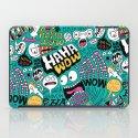 Haha wow. iPad Case