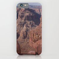 iPhone & iPod Case featuring Canyon by Miss Baker