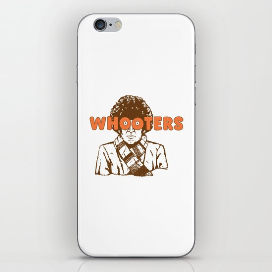Whooters iPhone & iPod Skin