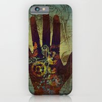 iPhone & iPod Case featuring Daniel's Hand by ShimeraH