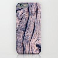 Wood 02 iPhone 6 Slim Case