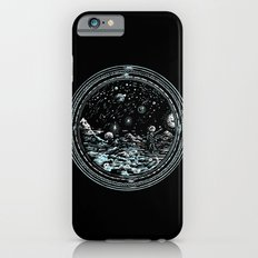 Miniature Circle Landscape 2: Astronausea.. iPhone 6 Slim Case