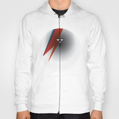 Round Bowie Hoody
