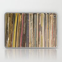 Records Laptop & iPad Skin