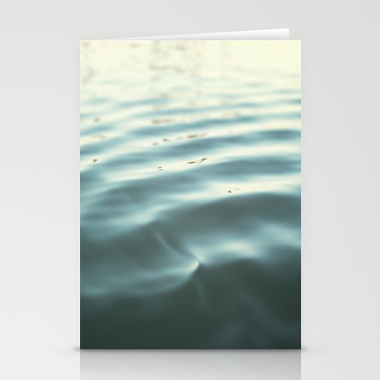 Water Ripple Stationery Card