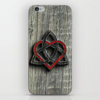 Celtic Knotwork Valentin… iPhone & iPod Skin