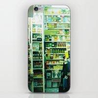 Pharmacy, Marrakech, Morocco  iPhone & iPod Skin