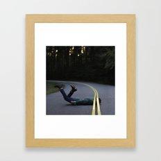 Untitled 355 Framed Art Print