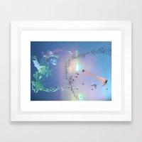 Bligidl Framed Art Print