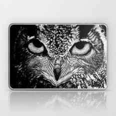My Eyes Have Seen You (Owl) Laptop & iPad Skin