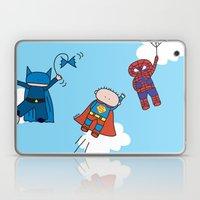 Superheros Laptop & iPad Skin