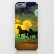 iPhone & iPod Case featuring Awakening, Mysterious Mi… by Thea Walstra