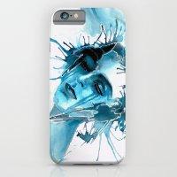iPhone & iPod Case featuring When I feel you by Amanda Dahlgren Art