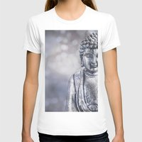 buddha T-shirts featuring Buddha by LebensART Photography