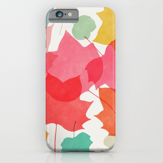 Mapleleaf 1 iPhone & iPod Case
