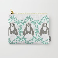 Two Toed Sloth  Carry-All Pouch