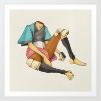 When I Was Little, My Fa… Art Print