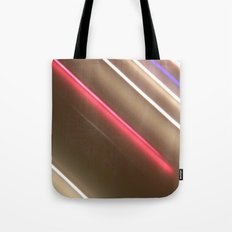 Light Lines. Tote Bag