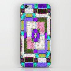 Glass Block Abstract iPhone & iPod Skin