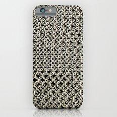 Silver net iPhone 6 Slim Case