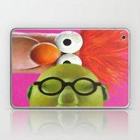 The Muppets - Bunsen and Beaker Laptop & iPad Skin