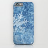 Winter Wonderland Snowfl… iPhone 6 Slim Case