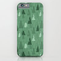 Forest Pattern iPhone 6 Slim Case