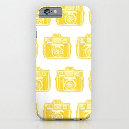 I Still Shoot Film Holga Logo - Sunshine Yellow iPhone & iPod Case