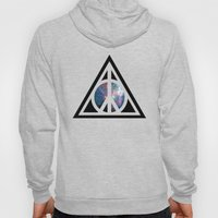 Peace For Wizards Hoody