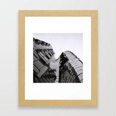 Geary Framed Art Print