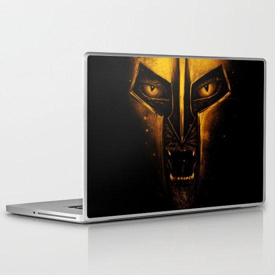 The Protector Laptop & iPad Skin