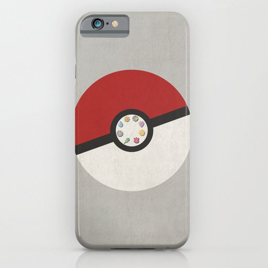Pokemon Master iPhone & iPod Case