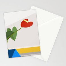 MANTELPIECE STILL LIFE Stationery Cards