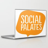 logo Laptop & iPad Skins featuring LOGO by Social Palates Photography