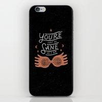 Sane iPhone & iPod Skin