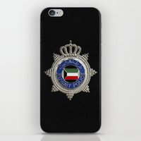 Ministry of interior - Kuwait iPhone & iPod Skin
