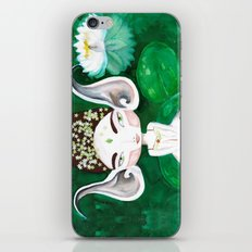 Bhoomie All-Ears iPhone & iPod Skin