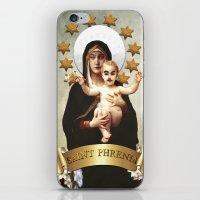 SAINT PHRENIA iPhone & iPod Skin