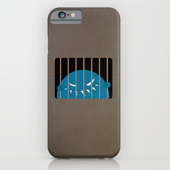 Evil Monster Kingpin Jailed  iPhone & iPod Case