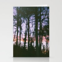 Morning Glow Stationery Cards
