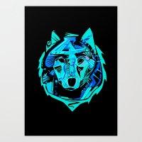 Nalubuff - Fox Art Print
