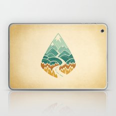 The Road Goes Ever On: Autumn Laptop & iPad Skin